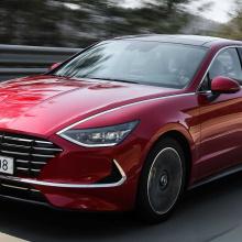 2020 Hyundai Sonata получает престижную награду!