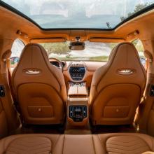 2020 Aston Martin DBX дороже, чем Bentayga