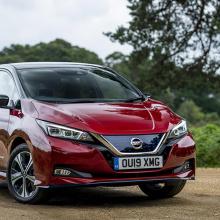Nissan LEAF e+ получает две престижные награды от Pocket-lint!