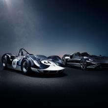 McLaren Elva - новый V8 Speedster, только 399 экземпляров