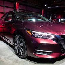 Встречайте полностью обновленную 2020 Nissan Sentra