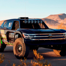 Volkswagen Atlas Cross Sport R ворвется в пустыню
