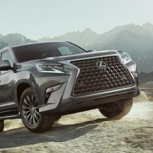 Lexus GX 460 назван топ-полноразмерным роскошным внедорожником Техаса!