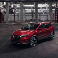 Новый 2020 Nissan Rogue Sport краткий обзор