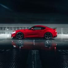 Тюнер BMW увеличил мощность 2020 Toyota GR Supra