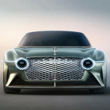 Bentley работает над ограниченным изданием W12 Speedster