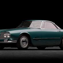 Maserati отмечает 60-летие эксклюзивной модели 5000 GT!