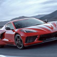 Новый Chevrolet C8 Corvette ZR1 по слухам получит 900 л.с.