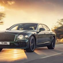 Bentley Motors назван самой уважаемой автомобильной компанией Великобритании!