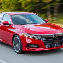Honda забирает домой еще одну престижную награду!