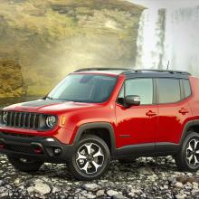 Jeep Renegade получает высший рейтинг от IIHS