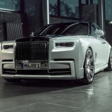 Rolls-Royce Phantom VIII получает новый облик от Spofec