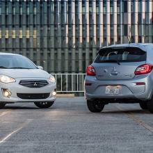 Новые Mitsubishi Mirage и Mirage G4 получают новые награды!