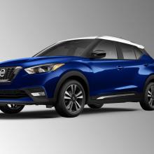 2020 Nissan Kicks - краткий обзор