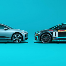 Jaguar i-PACE получил гоночные модификации