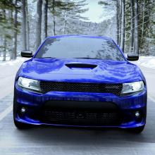 Dodge Charger представляет обновленную модель GT AWD