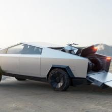 Хватит сравнивать Tesla Cybertruck с Ford F-150