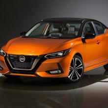 Nissan раскрывает новые подробности о предстоящей 2020 Sentra