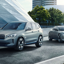 Полный обзор нового силового агрегата BMW iX3