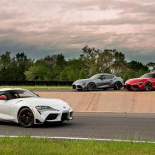 Toyota Supra быстрее на Нюрбургринге, чем кто-либо ожидал