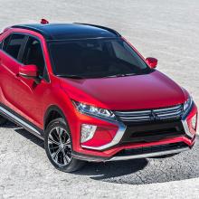 2020 Mitsubishi Eclipse Cross получает 5 звезд от NHTSA