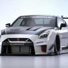Чрезвычайно дорогой обвес Nissan GT-R не включает GT-R