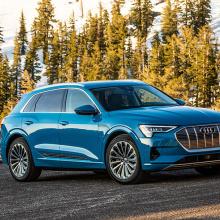 2019 Audi e-Tron получает престижную награду!
