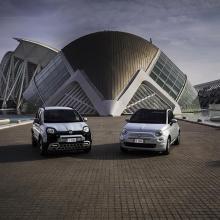 Fiat представляет первые подробности о грядущих 500 и Panda Hybrids!