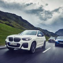 BMW представляет новые системы двигателей для моделей X1 и X2 XDRIVE25e