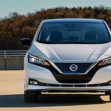 Nissan раскрывает подробности о новой линейке 2020 LEAF