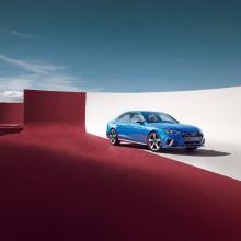 Audi представляет новые модели 2020 А4