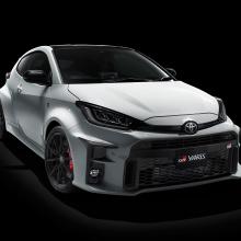 Toyota GR Yaris с 272 л.с. и полным приводом