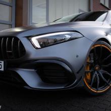600 л.с. для нового Mercedes-AMG A45 S от Renntech