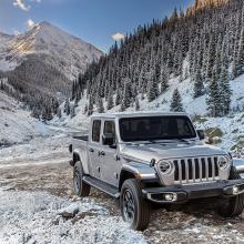 Подготовьтесь к зиме с моделями Jeep North Edition!
