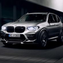 BMW X3 M Competition был трансформирован в 600 л.с. зверя