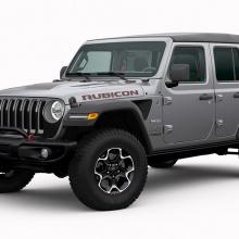 Jeep раскрывает переработанное издание Wrangler Rubicon Recon