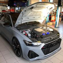 Первый тюнинг-пакет Audi RS6 Avant увеличивает мощность до 786 л.с.