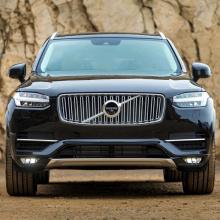 Volvo готовится к запуску XC90 нового поколения