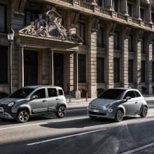 Fiat анонсировал подробности о предстоящих автомобилях Hybrid Launch Edition