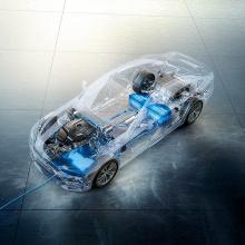 BMW получает награду за программу Inductive Charging Pilot