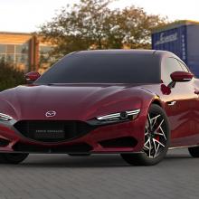 Эта RX-7 Mazda вряд ли будет построена