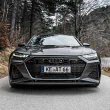 Audi RS Q8 получает серьезный прирост мощности