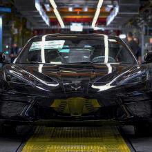C8 Corvette - производство официально запущено