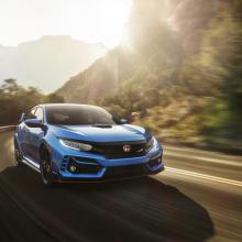 Honda анонсировала первые подробности о новой линейке Civic Type R