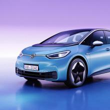 Volkswagen ID.3 остается одной из самых популярных моделей бренда