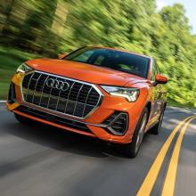 Новый Audi Q3 получил 5-звездочную оценку от NCAP!