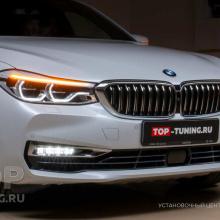 Керамика кузова + черная крыша для BMW 6 GT 640i