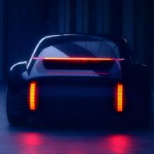 Новый концепт Hyundai Prophecy EV готов конкурировать с Porsche 911