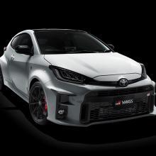 Toyota готовит новые горячие версии под брендом GR