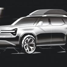 Volkswagen готовит новый внедорожник